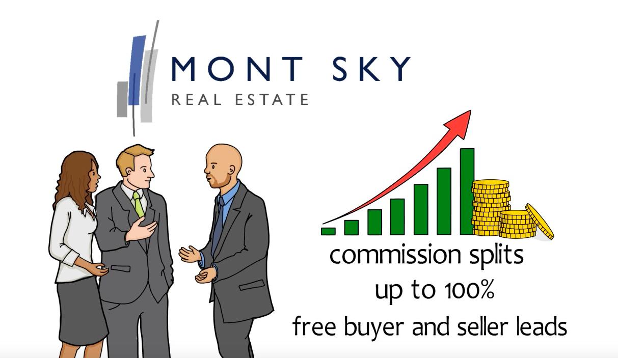 Keep 100% - Best Agent Commission Split NYC